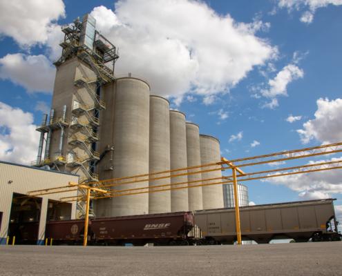 Highline Grain in Washington